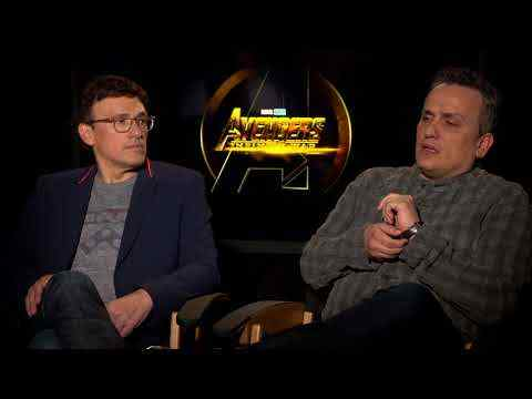 Avengers: Infinity War - Directors Anthony & Joe Russo Interview