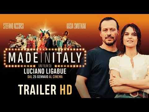 Made in Italy - trailer