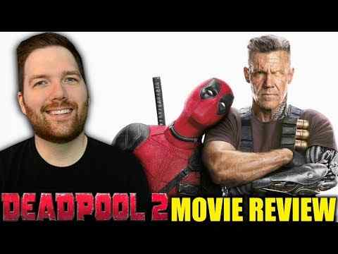 Deadpool 2 - Chris Stuckmann Movie review