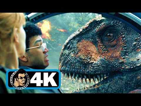 Jurassic World: Fallen Kingdom - Clip