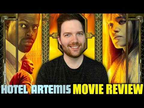 Hotel Artemis - Chris Stuckmann Movie review