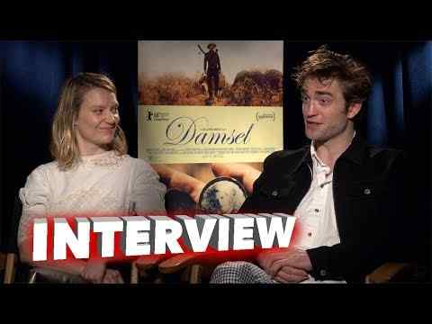 Damsel - Robert Pattinson and Mia Wasikowska Interview