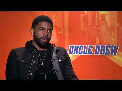 Uncle Drew - Kyrie Irving Interview