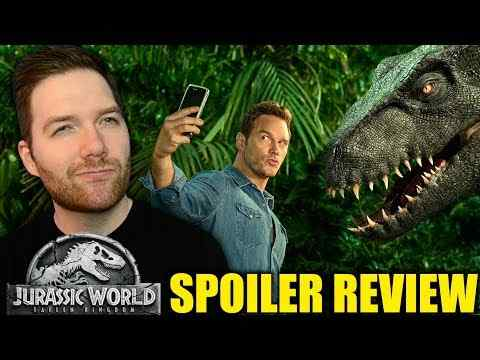 Jurassic World: Fallen Kingdom - Chris Stuckmann Movie review