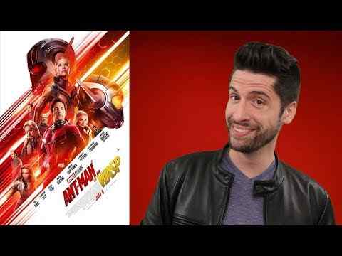 Ant-Man and the Wasp - Jeremy Jahns Movie review