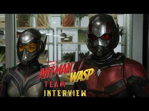 Ant-Man and the Wasp - Interview