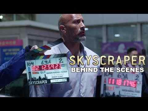 Skyscraper - Behind The Scenes