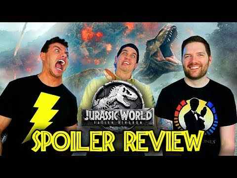 Jurassic World: Fallen Kingdom - Flick Pick Movie Review