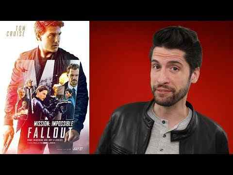 Mission: Impossible - Fallout - Jeremy Jahns Movie review