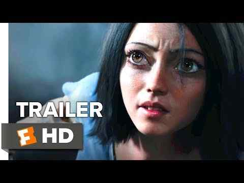 Alita: Battle Angel - trailer 2