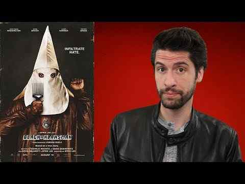 BlacKkKlansman - Jeremy Jahns Movie review