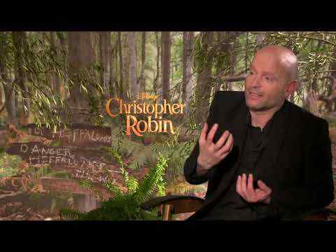 Christopher Robin - Director Marc Forster Interview