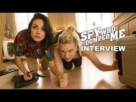 The Spy Who Dumped Me - Interviews
