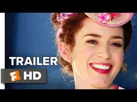 Mary Poppins Returns - trailer 2