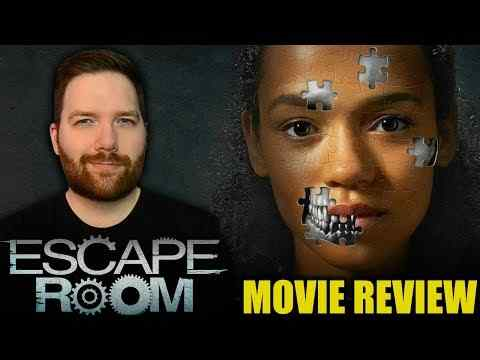 Escape Room - Chris Stuckmann Movie review