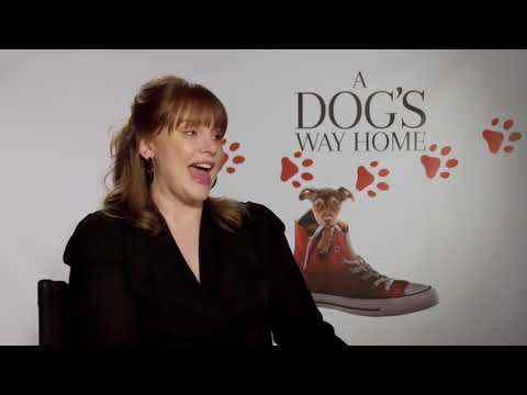 A Dog's Way Home - Bryce Dallas Howard Interview