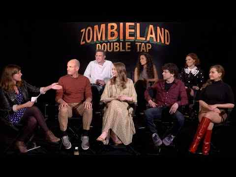 Zombieland: Double Tap - Cast and Director Q&A