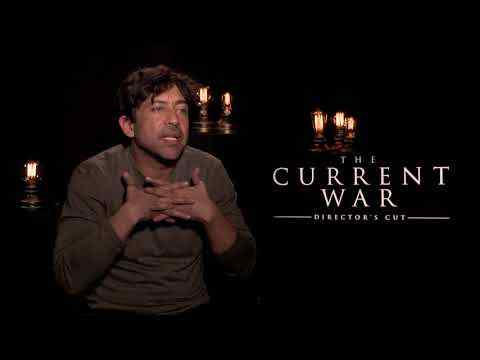 The Current War - Alfonso Gomez-Rejon Interview