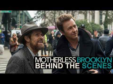 Motherless Brooklyn - Behind the Scenes