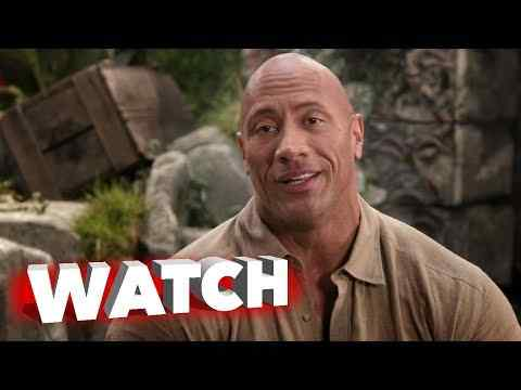 Jumanji: The Next Level - Featurette with Dwayne Johnson