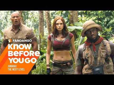 Jumanji: The Next Level - Know Before You Go