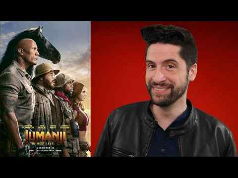 Jumanji: The Next Level - Jeremy Jahns Movie review