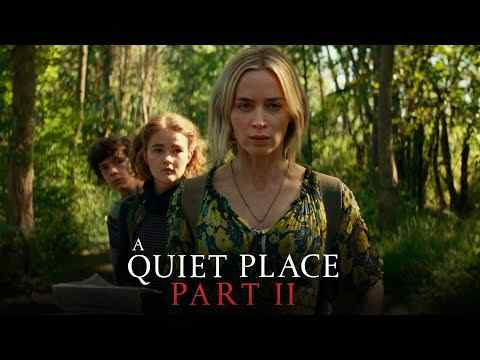 A Quiet Place Part II - teaser trailer 1