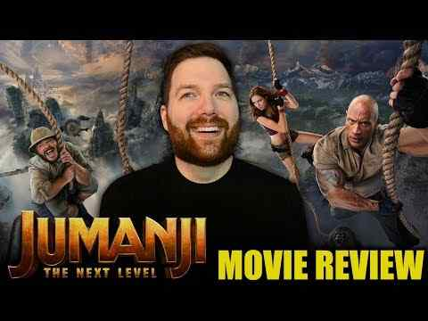 Jumanji: The Next Level - Chris Stuckmann Movie review