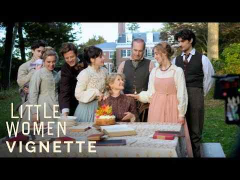 Little Women - Behind The Scenes