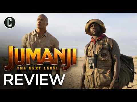 Jumanji: The Next Level - Collider Movie Review