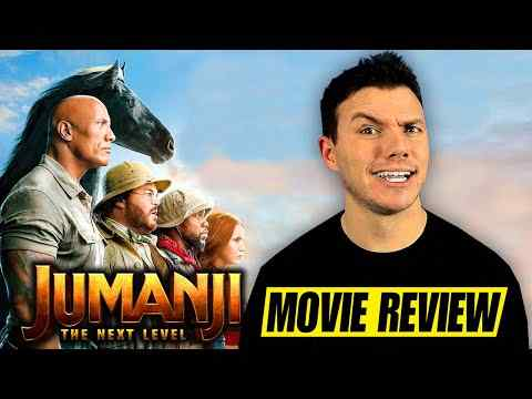 Jumanji: The Next Level - Flick Pick Movie Review