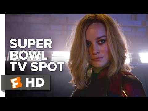 Captain Marvel - TV Spot 2