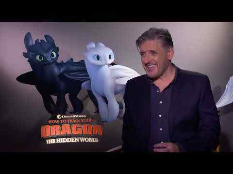 How to Train Your Dragon: The Hidden World - Craig Ferguson Interview