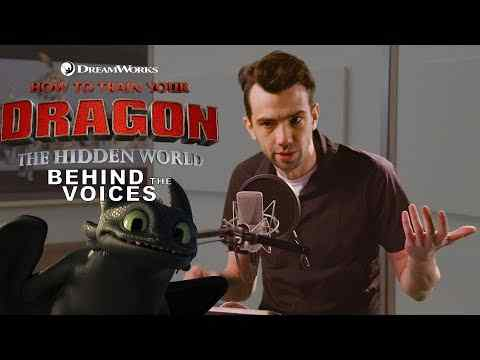 How to Train Your Dragon: The Hidden World - Behind The Voices