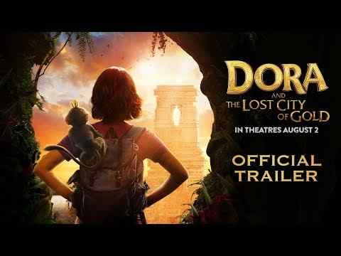 Dora and the Lost City of Gold - trailer 1