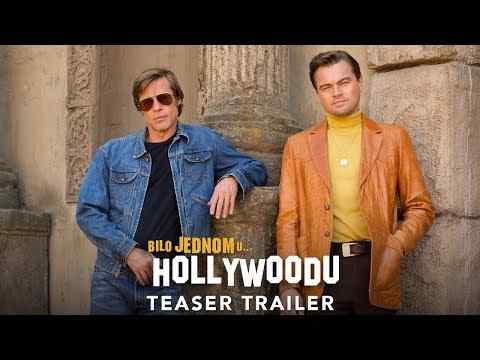 Bilo jednom ... u Hollywoodu - trailer 1