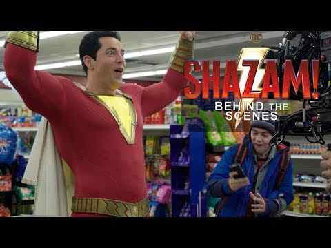 Shazam! - Behind The Scenes