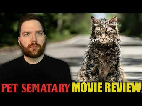Pet Sematary - Chris Stuckmann Movie review