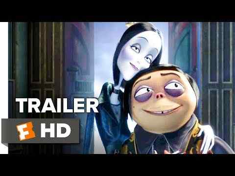 The Addams Family - trailer 1