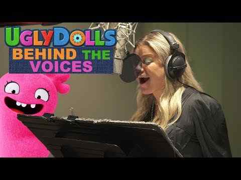 UglyDolls - Behind the Voices