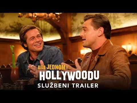Bilo jednom ... u Hollywoodu - trailer 2
