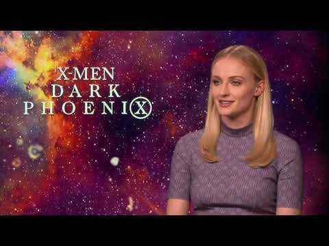 Dark Phoenix - Sophie Turner Interview