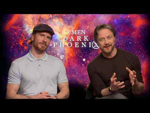 Dark Phoenix - James McAvoy & Michael Fassbender Interview