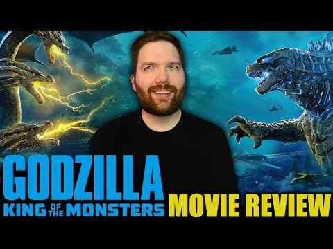 Godzilla: King of the Monsters - Chris Stuckmann Movie review