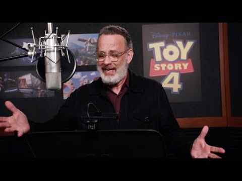 Toy Story 4 - Behind the Scenes Cast Voice Over