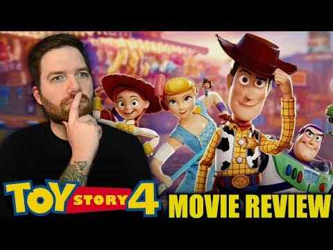 Toy Story 4 - Chris Stuckmann Movie review