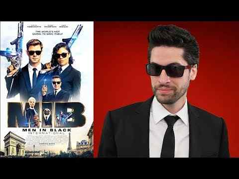 Men in Black: International - Jeremy Jahns Movie review