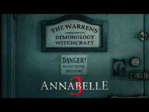 Annabelle 3 - TV Spot 1