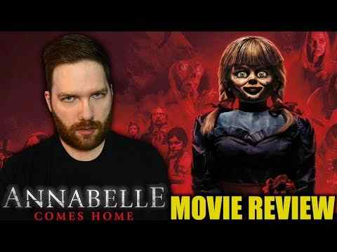 Annabelle Comes Home - Chris Stuckmann Movie review