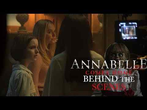 Annabelle Comes Home - Behind the Scenes
